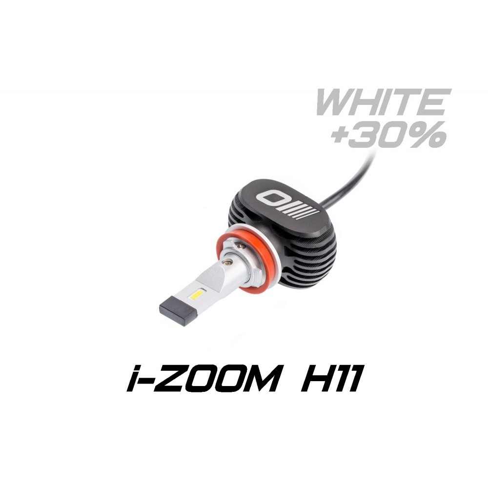 Optima LED i-ZOOM H11 +30% White - фото 3