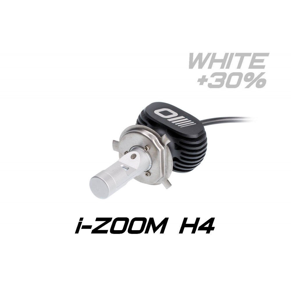Optima LED i-ZOOM H4 +30% White