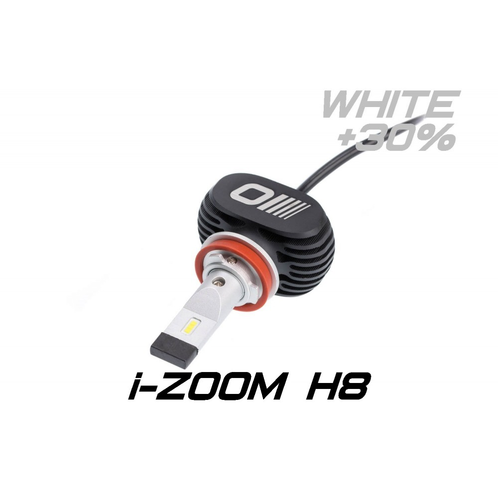 Optima LED i-ZOOM H8 +30% White