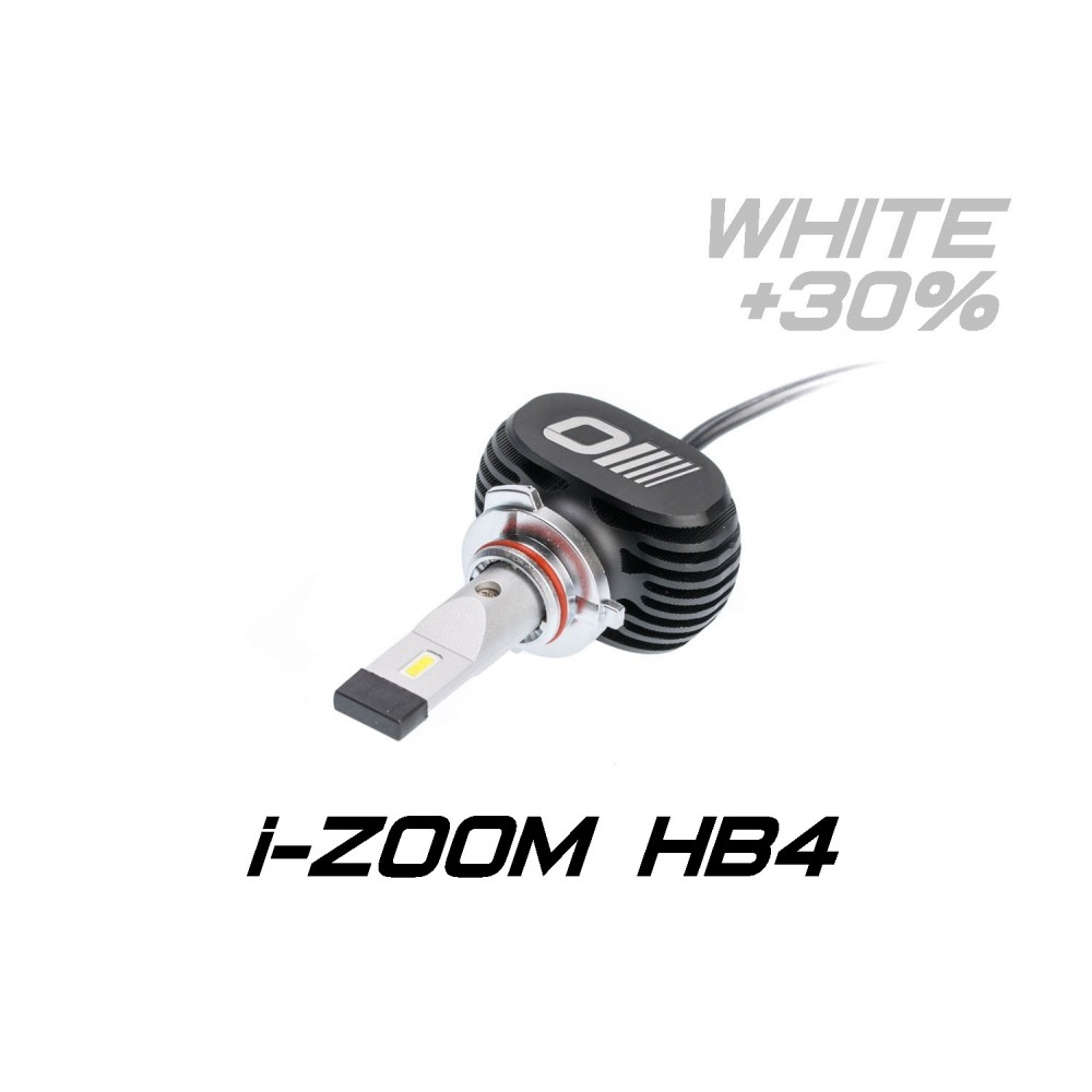 Optima LED i-ZOOM HB4 +30% White